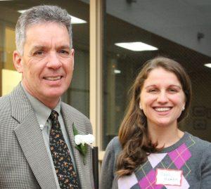 Howard Heuberger, Julie Humble