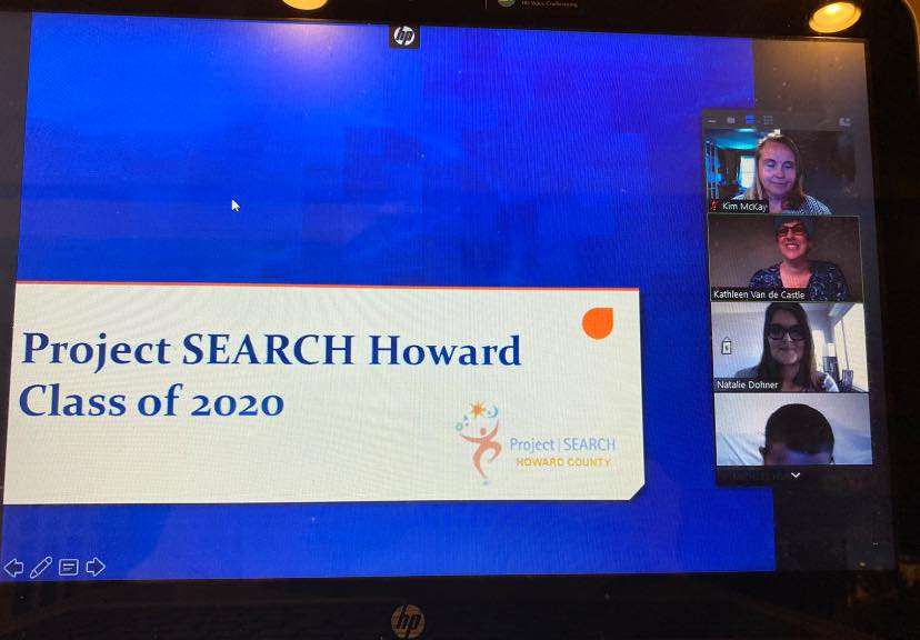 Project SEARCH Class of 2020 Virtual Ceremony