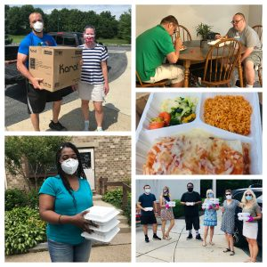 Feed Howard County and La Palapa Grill & Cantina Donate 100 Meals to The Arc of Howard County