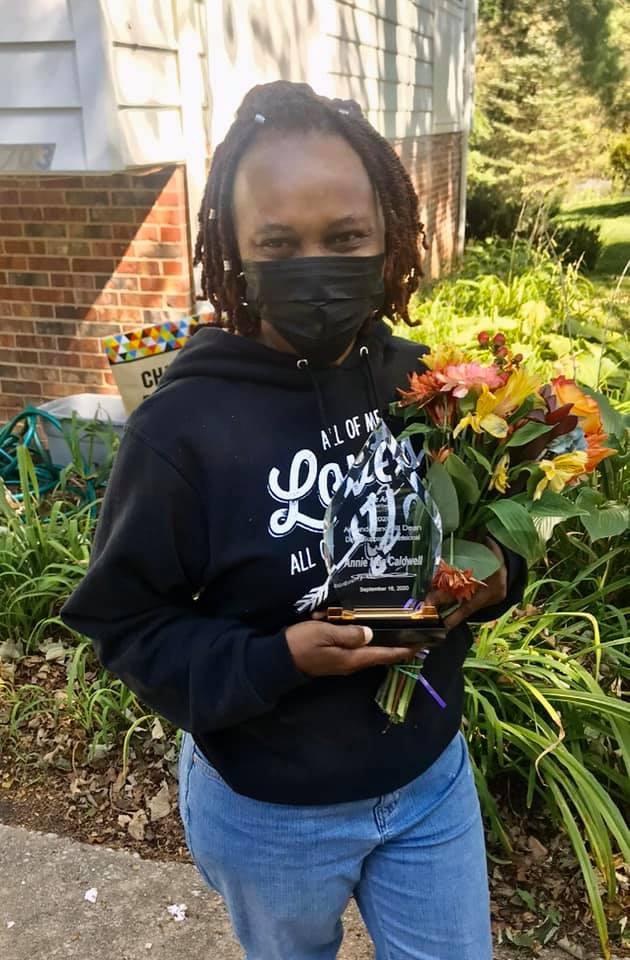 Congratulations to 2020 Dean Award Honoree: Annie Mae Caldwell!